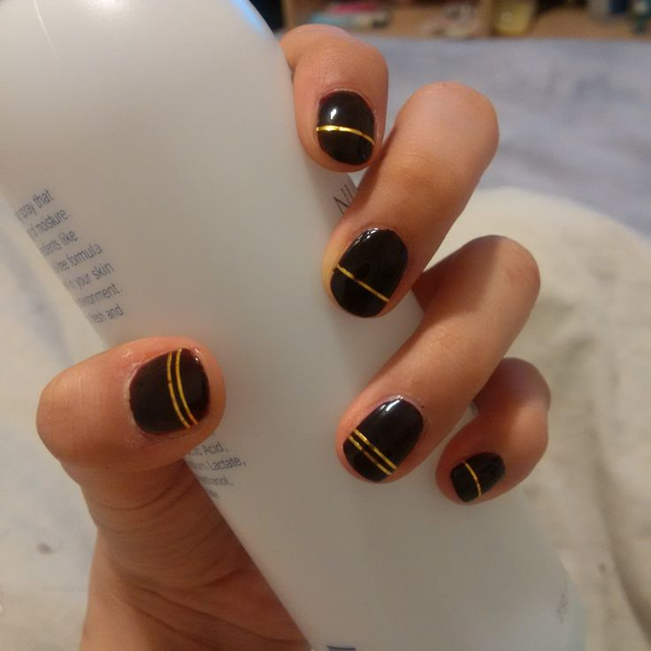 Linetape nail