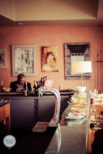 Arquitetura num Braga Cool Affair - Restaurante Silvas