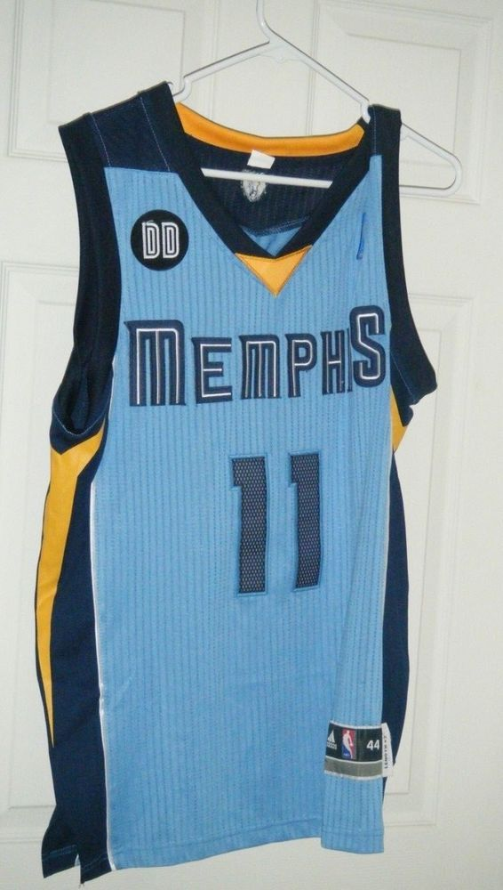 5cb11882c Mike Conley  11 Memphis Grizzlies NBA Adidas Climacoll Jersey Size 44 XS  Used  adidas  MemphisGrizzlies