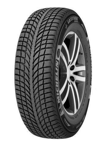 Michelin–Alpin LA2* XL–255/55R18109H–pneu d'hiver (4x 4)–E/C/72: Marque : Michelin Saison : 4×4 Largeur : 255 mm Hauteur : 55…