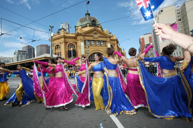 "The face of Australia is changing - and it starts at our borders. Whereas Australia's migrant population once hailed largely from a European background - think of the ""Ten Pound Pom"" in the post-World…"