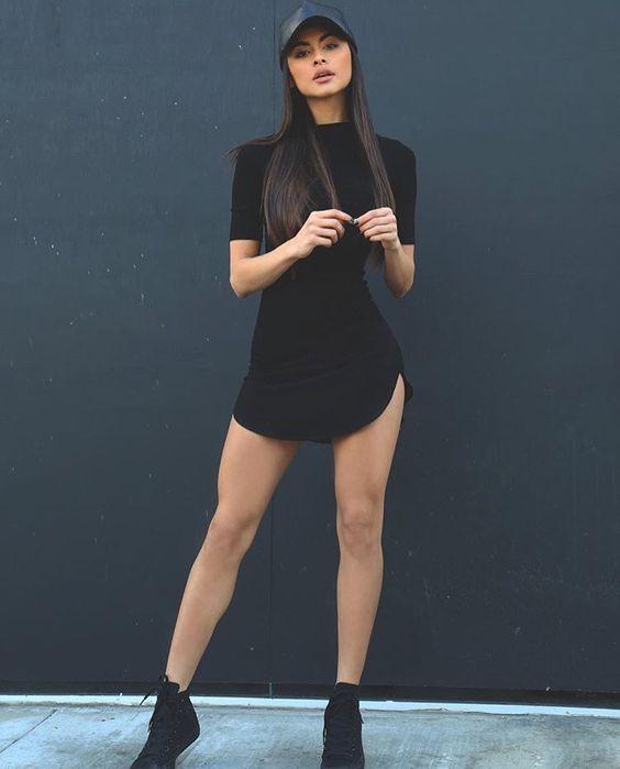 Preto da cambeça aos pés: 10 looks all black para você se inspirar