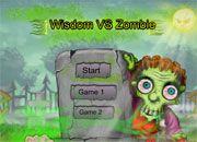 Wisdom vs Zombies | Juegos Plants vs Zombies - Plantas contra zombies