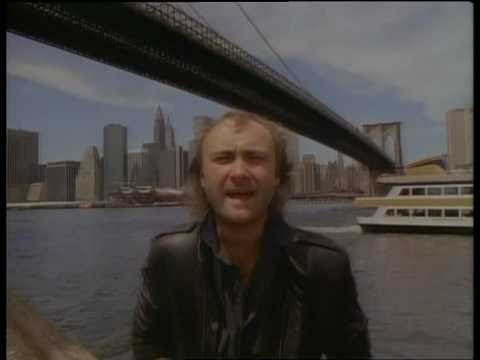 Phil Collins - Take Me Home [Official Music Video]