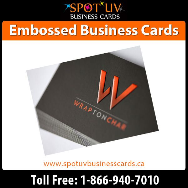 15 best embossing business cards images on pinterest embossed beautiful embossing business cards to serve as your print inspiration of the weekend spotuvbusinesscards reheart Images