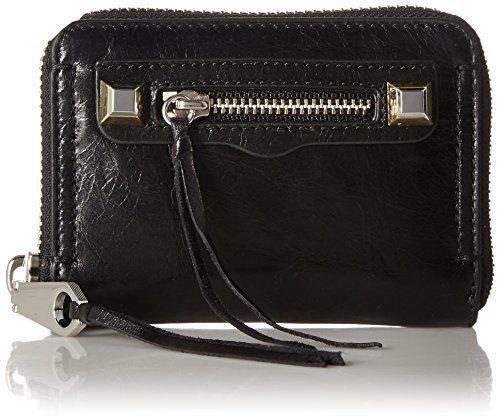 Rebecca Minkoff Mini Regan Zip Wallet Wallet - http://www.darrenblogs.com/2017/02/rebecca-minkoff-mini-regan-zip-wallet-wallet/