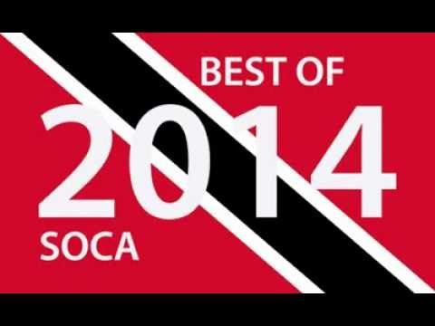 BEST OF 2014 TRINIDAD SOCA - 180 Big Tunes  Just seven days left.  IN case you have been blissfully unaware, here is your crash course for Carnival twenty-fourteen!