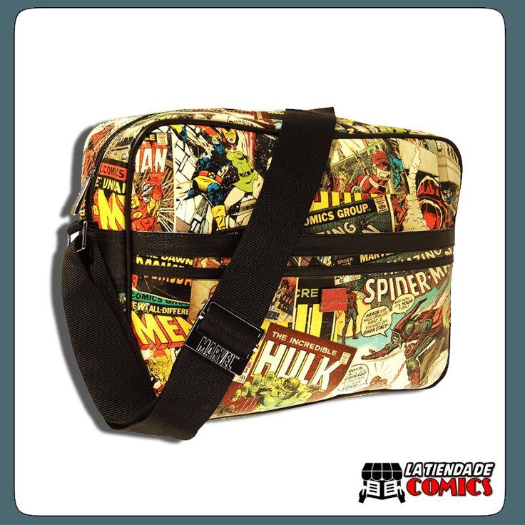 Maleta Vintage Marvel - Comprar en La Tienda de Comics