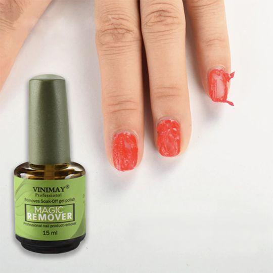 MagicBurst Nail Polish Remover