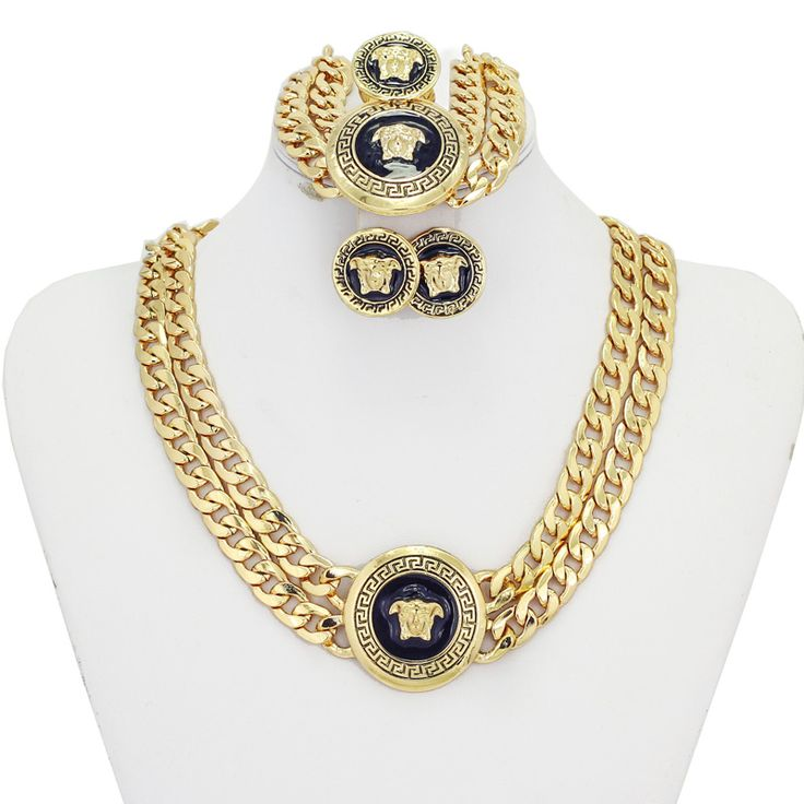 Find More Jewelry Sets Information about 2016 New Hip Hop Fashion Wholesale Jewelry Lots Ethiopian Arabic Gold Jewelry Anniversary Party Best Gift,High Quality jewelry gift,China gift cover Suppliers, Cheap gift bags jewelry from AE Jewelry&sport jerseys on Aliexpress.com
