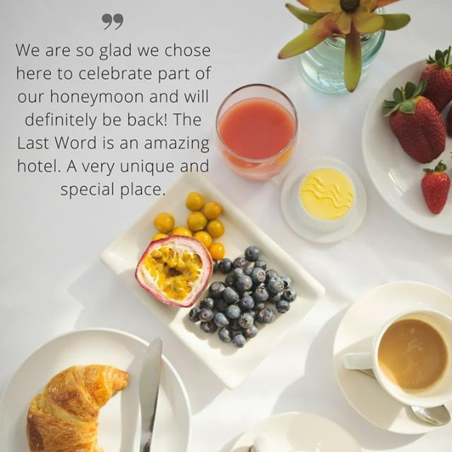 Celebrating a special occasion soon? Visit our @tripadvisor ​ page to find out why we should be your first choice!   _________  #TheLastWordHotel #CapeTownTravel #Franschhoek #HoneyMoonIdeas  #Summer #ThePreferredLife #MantisCollection #travelcouple #travelgram #tripstagram #lovetravel #tourist