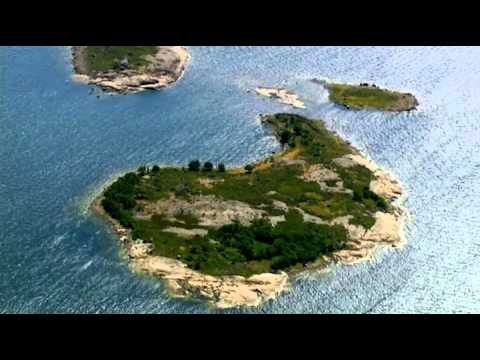 Finnish Kalevala Rune song & Finland's coastline - Raudan synty (Veera Voima) - YouTube