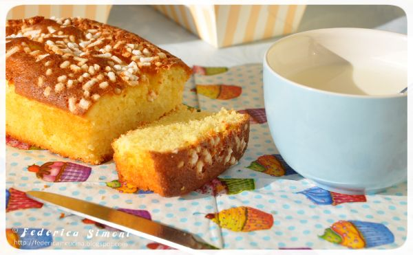 Plumcake soffice allo yogurt http://federicaincucina.blogspot.it/2015/01/plumcake-soffice.html
