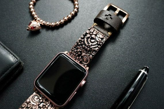 Apple watch pendant strap band  Sakura Cherry Blossom