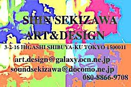 SHIN SEKIZAWA