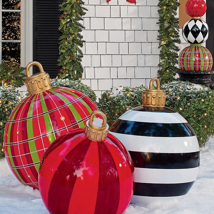 Large Outdoor Christmas Ornament Country Christmas Decorations Christmas Ornaments Large Outdoor Christmas Ornaments