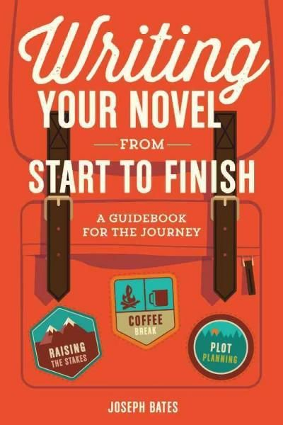 Equip yourself for the novel-writing journey! Starting a novel is exciting, but finishing it--that's the real challenge. The journey from beginning to end is rife with forks in the road and dead ends