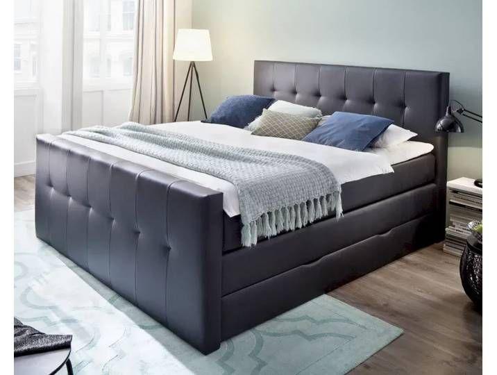 Meise Mobel Boxspringbett Star Inkl Bettkasten 180x200 Cm Kunstlede In 2020 Furniture Bed Home Decor