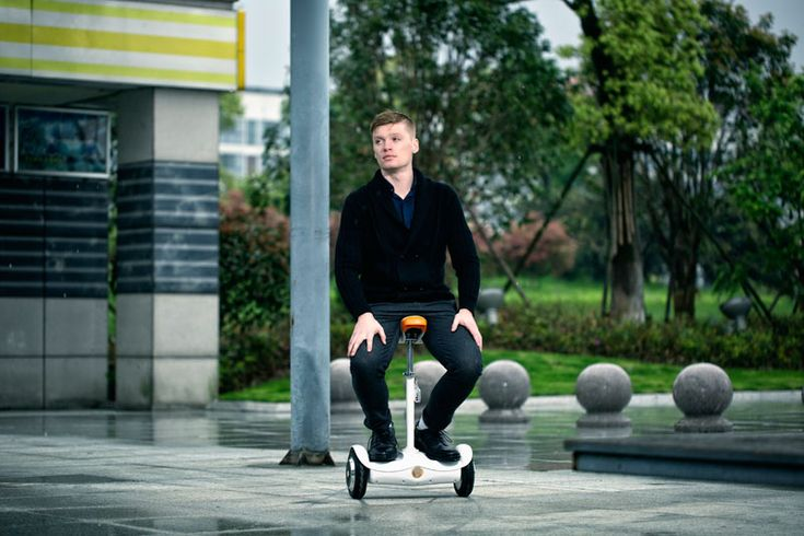 A Harmonious Life with Fosjoas U1 Smart Electric Scooter with Seat