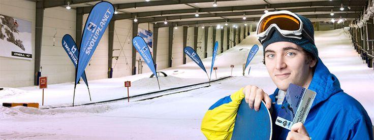 Get your Snowplanet Snow pass