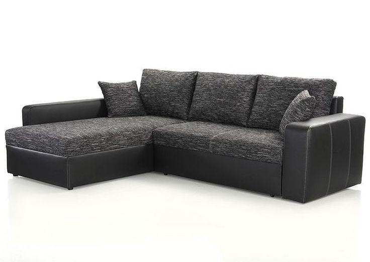 Elegáns szürke kanapé