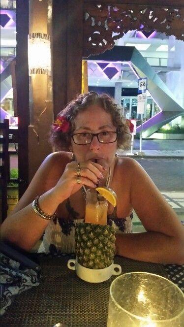Bali cocktails.....yummmmm