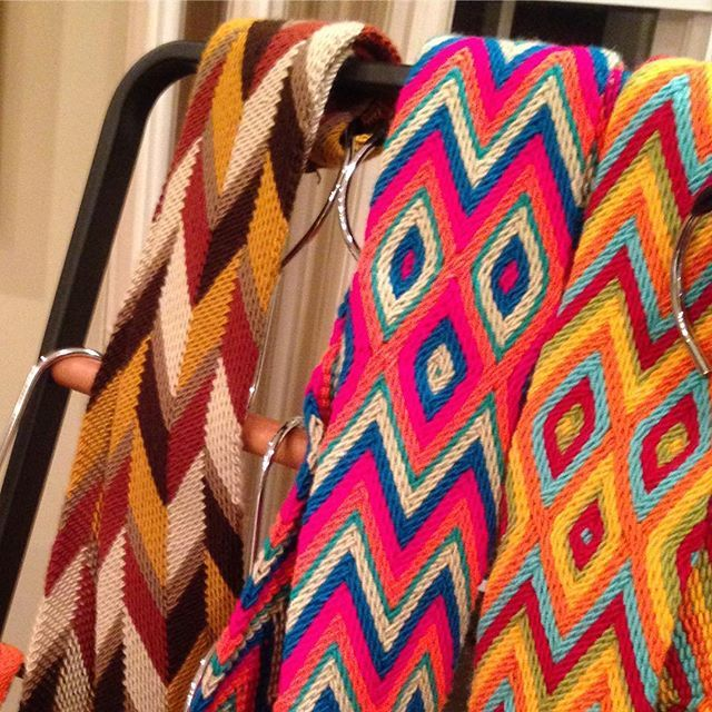 Love the straps ❤️ #colombianbags #toronto #welovecolors