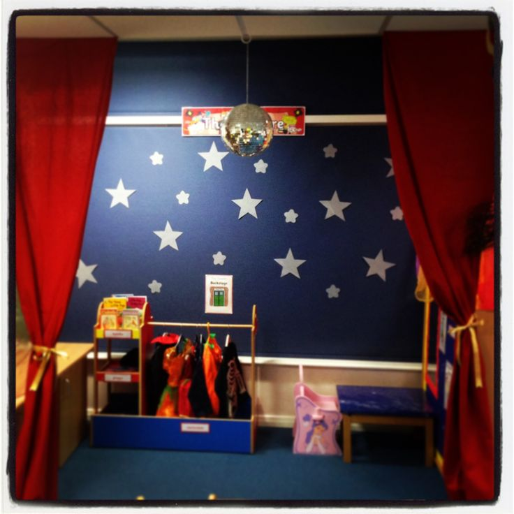 theatre role play area classroom ideas pinterest