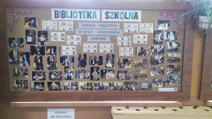 Szkoła talentów w Roku Konkursów 2014/15