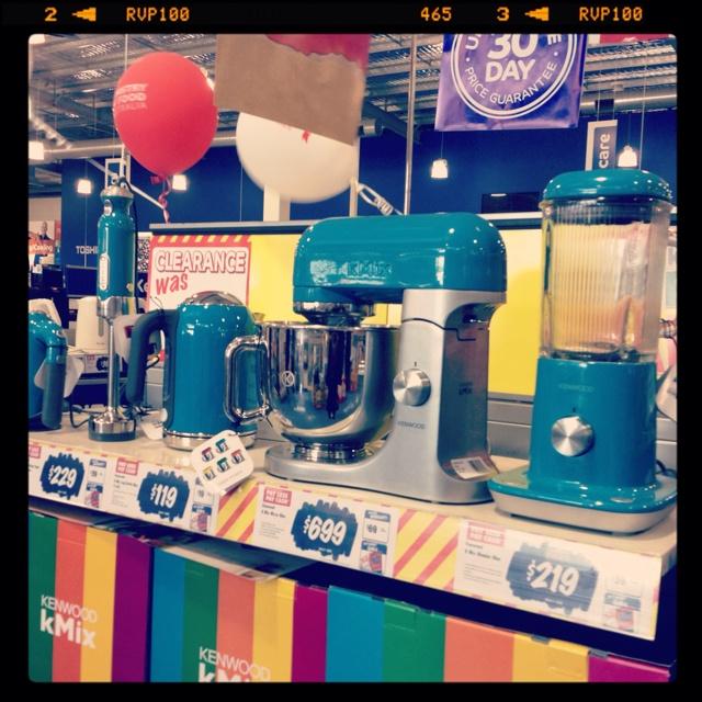 1000 images about teal blue kitchens on pinterest - Teal kitchen appliances ...