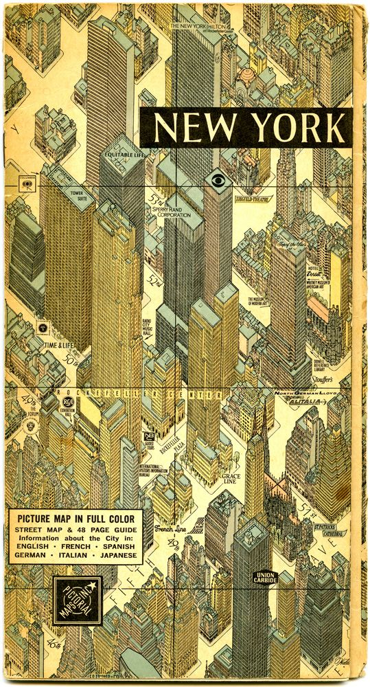 vintage NYC guide