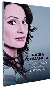 Sesiune de autografe cu Nadia Comăneci