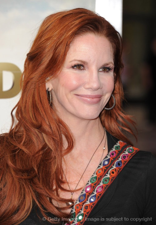 Melissa Gilbert who played Laura Ingalls on the tv series Little House On The Prairie