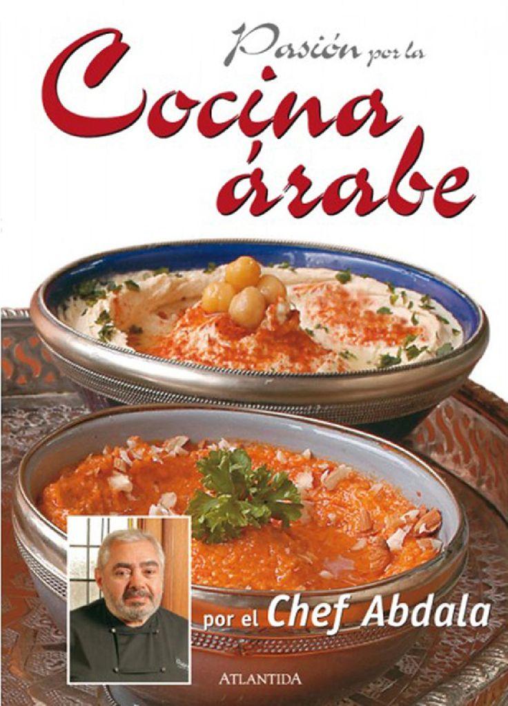 Pasión por la cocina árabe. CHEF ABDALÁ