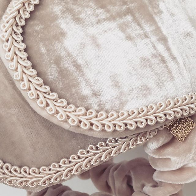 #luxury #sleep with this #posh #champagne #silk #velvet #sleepmask #ribbon #india #travel #hide #kampen #tøyen #grønland #grünerløkka #oslo #emiliethwin