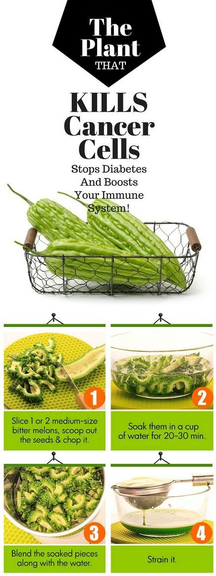 The Plant That Kills Cancer Cells, Stops Diabetes And Boosts Your Immune System!