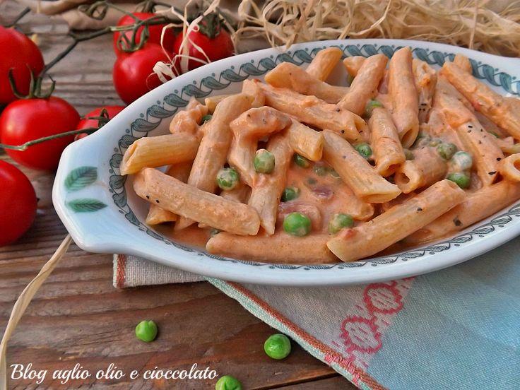 La pasta delle sette p è un piatto molto gustoso, molto semplice da fare cremoso e veloce ed è sempre molto gradito da tutti.