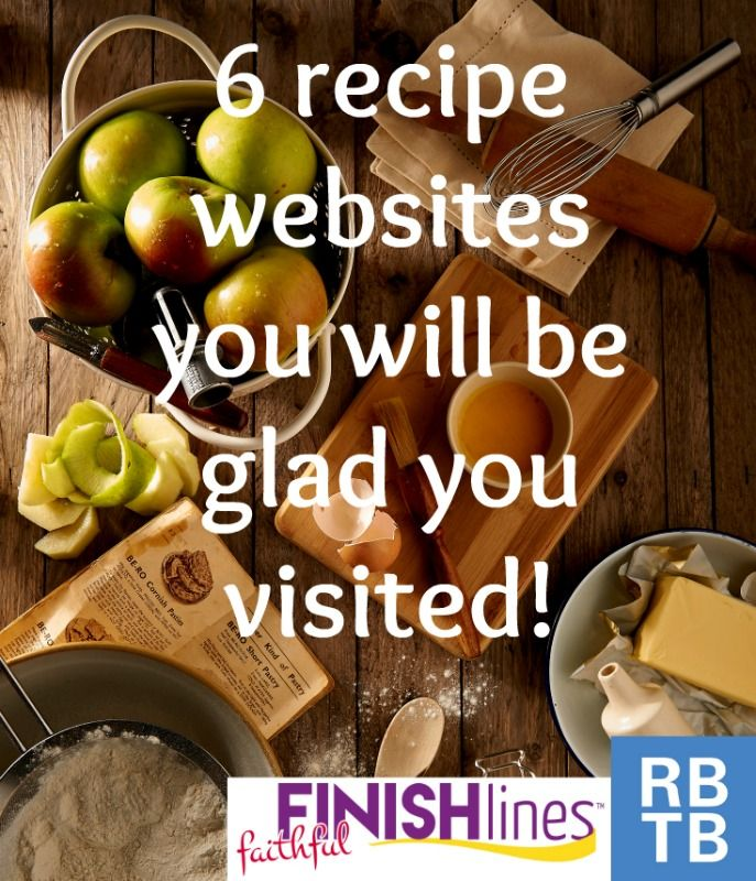 6 Recipe Websites You Will Be Glad You Visited|The Holy Mess