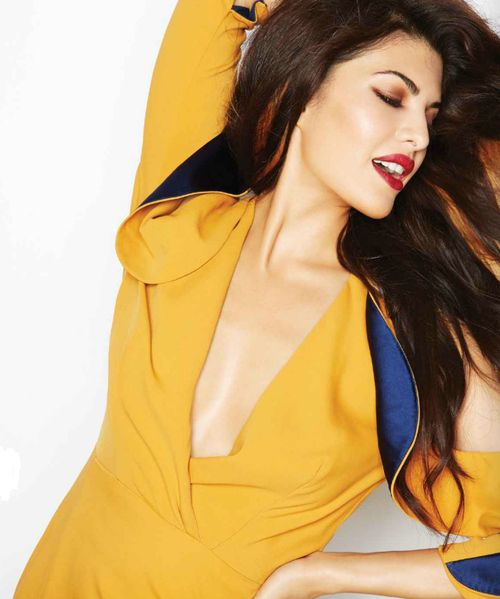 Jacqueline Fernandez's Photoshoot for L'Officiel | PINKVILLA