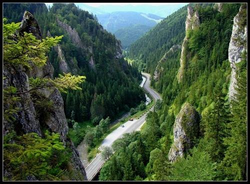Slovakia, Vrátna Valley