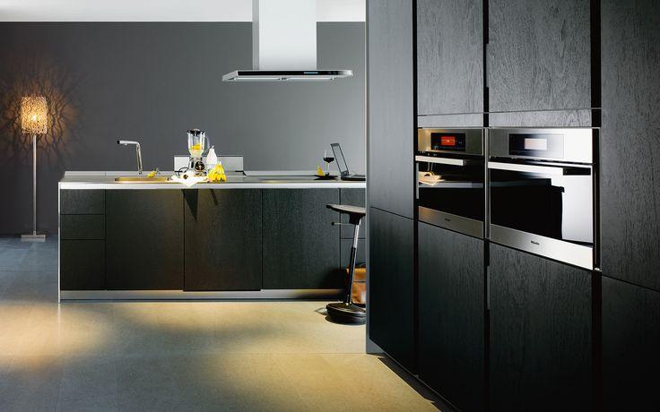 Siematic s1 keuken deze moderne keuken van siematic combineert een prachtig strak design met - Redo keuken houten ...