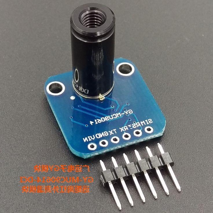 29.00$  Watch now - https://alitems.com/g/1e8d114494b01f4c715516525dc3e8/?i=5&ulp=https%3A%2F%2Fwww.aliexpress.com%2Fitem%2FGY-MCU90614-DCI-serial-IR-non-contact-infrared-temperature-measurement-module-MLX90614-DCI%2F32790155602.html - GY-MCU90614-DCI serial IR non-contact infrared temperature measurement module MLX90614-DCI 29.00$