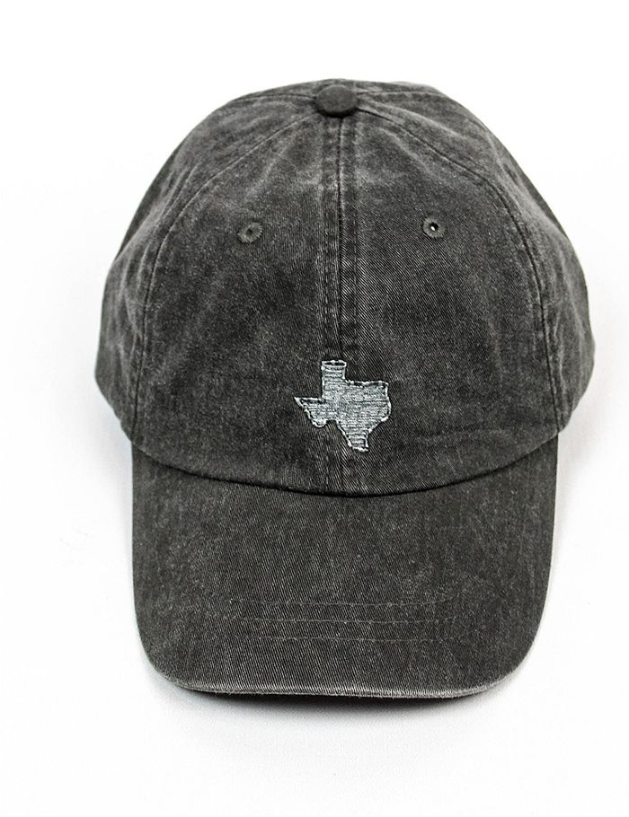 Throw on this black Texas hat Every Texan gal will love wearing it