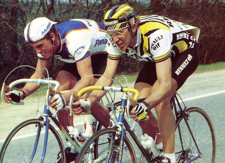 Did Raleigh Bikes Race In The Tour De France Years of Tour de France