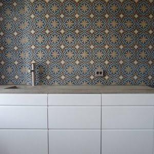 Marroccan tiles