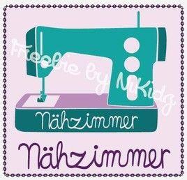 Nähzimmer Nur für den privaten Gebrauch Copyright by NiKidz