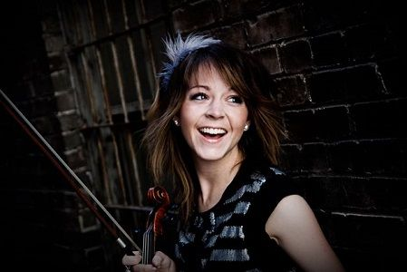 The violin of Lindsey Stirling in Orlando - The violin by Lindsey Stirling comes to Orlando this July3. Miami airport sedan service of Transmiami offers luxury and exclusive transportation for it.   #sedanservice   #lindseystirling   #orlando