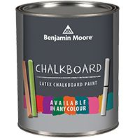 Benjamin Moore Chalkboard Paint - Available in Any Colour :)Colours Wall, Chalkboards Painting, Moore Chalkboards, Chalkboard Paint, Milk Windows, Colors Painting, Benjamin Moore, Painting 308 Available, Colours Chalkboards