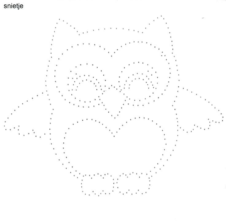 picture about Printable Owl Templates identified as Pin upon String Artwork