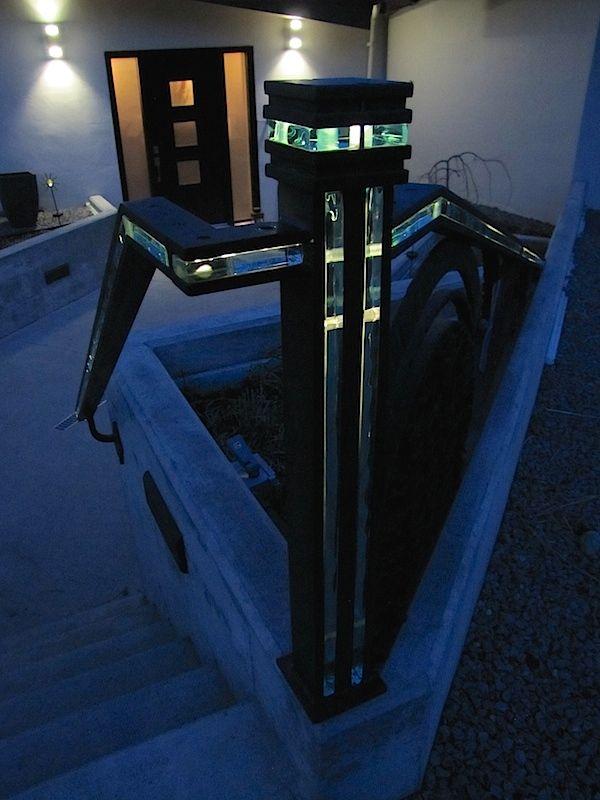#metal #glass #design #railing #markPuigmarti #francisMuscat